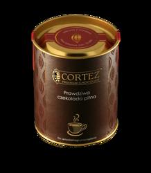 Czekolada pitna mleczna z wiśniami 200g Chocodrops Cortez