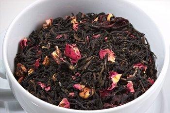 Herbata czarna - Herbaciana Róża