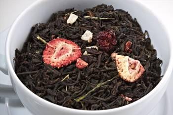 Herbata czarna - Truskawkowa Fantazja