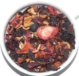Herbata owocowa - Kremowa Truskawka