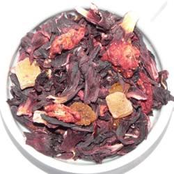 Herbata owocowa - Truskawkowa Chmurka