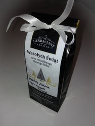 Herbata świąteczna WESOŁYCH ŚWIĄT czarna