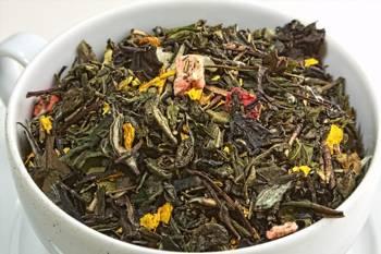 Herbata zielona - 7 Zielonych Skarbów