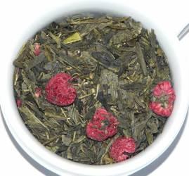 Herbata zielona - Imbirowo-Malinowa