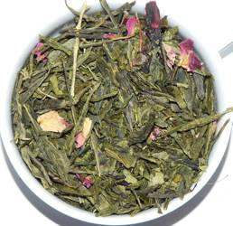 Herbata zielona - Pustynna Róża