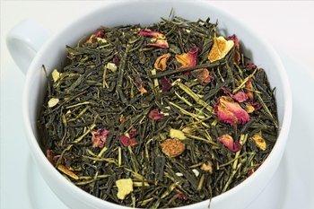 Herbata zielona - Zimowe Opowieści