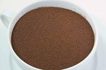 Kawa rozpuszczalna - Czekoladowo-Pomarańczowa