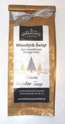 Kawa świąteczna WESOŁYCH ŚWIĄT II mielona