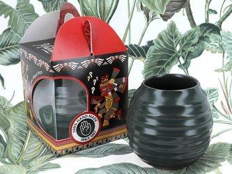 Matero ceramiczne 400ml J.M. Perez zielone