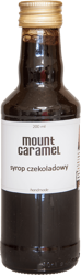 Mount Caramel - syrop czekoladowy 200ml