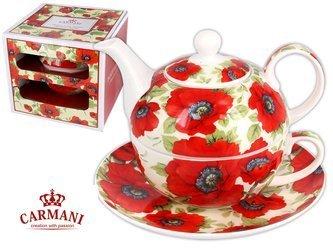 Tea for one CZERWONE MAKI Carmani