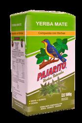 Yerba Mate Pajarito Compuesta con Hierbas 500g ziołowa