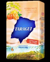 Yerba Mate Taragui Citricos del Litoral 500g cytrusowa