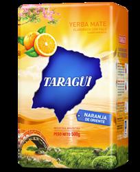 Yerba Mate Taragui Naranja de Oriente 500g pomarańczowa