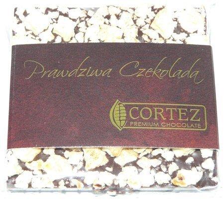 Cortez mini-czekolada ciemna jabłko i cynamon