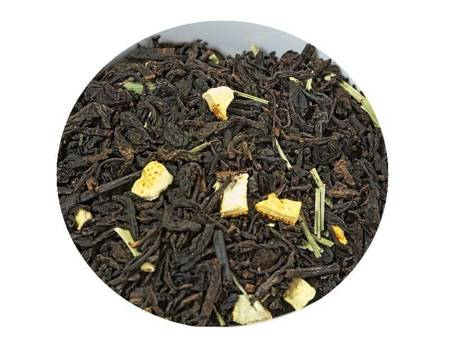 Herbata czerwona - Pu Erh Cytrus