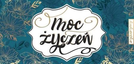 MOC ŻYCZEŃ - czekolada mleczna 100g Kukartka