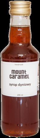Mount Caramel - syrop dyniowy 200ml