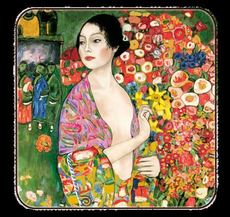 Podkładka korkowa - Gustav Klimt - TANCERKA