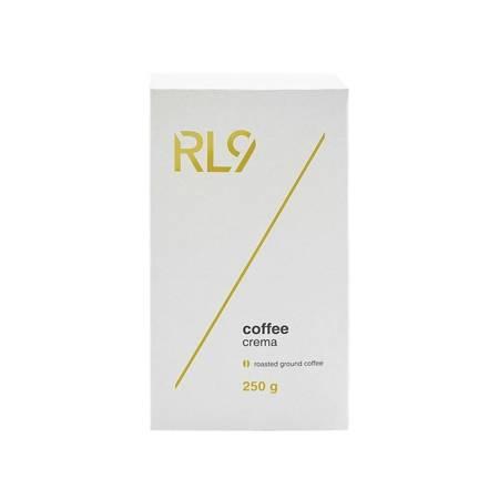 RL9 Coffee Crema 250g kawa mielona